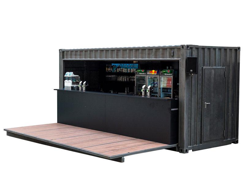 Containerbar in Graz
