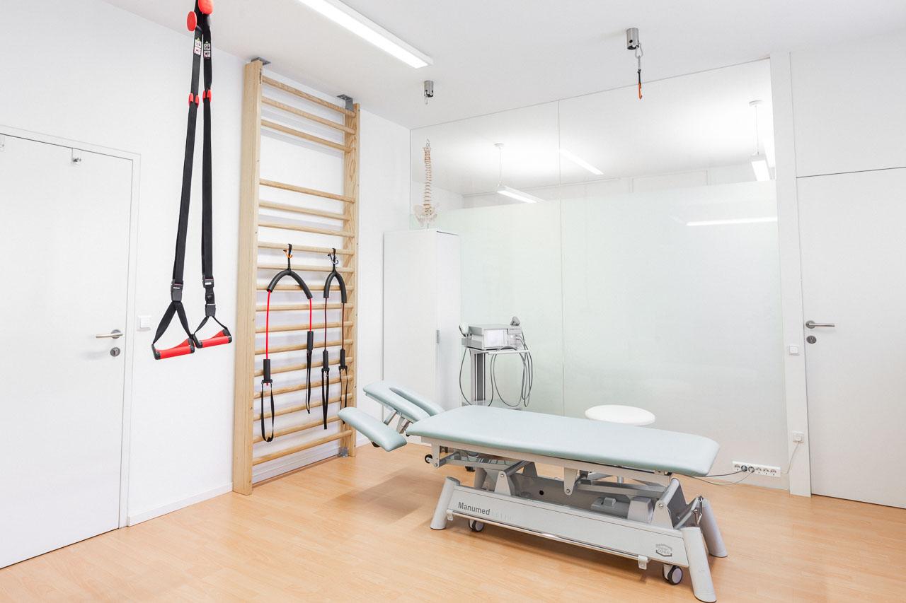 Zwick Orthopädie, Jack Coleman, Graz, Physiotherapie