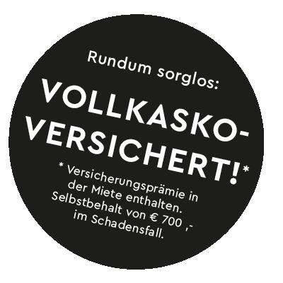 Vollkasko Versicherung der Containerbar in Graz