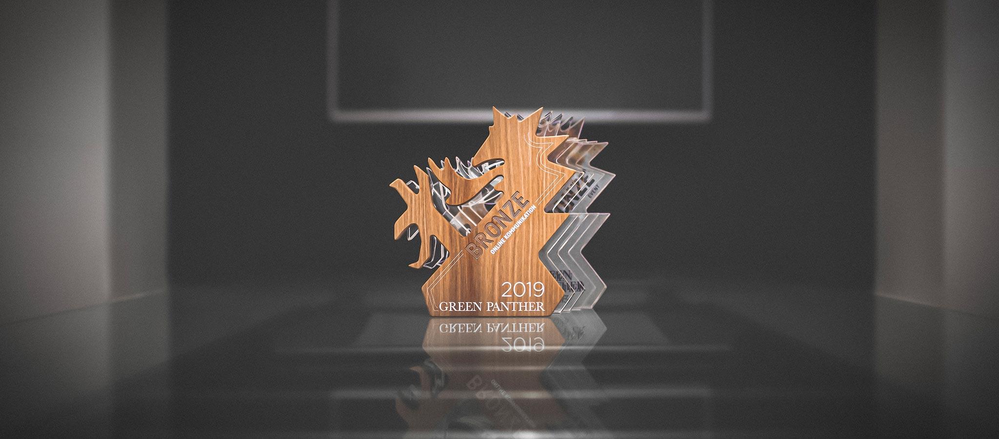 Green Panther Gewinner 2019