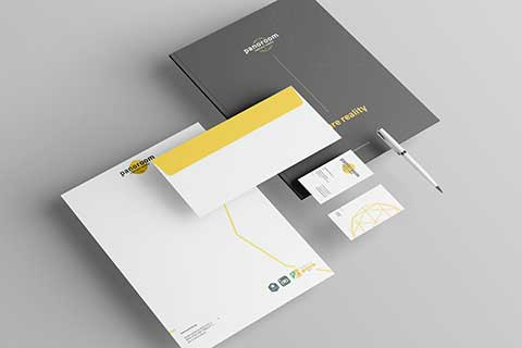 panoroom Corporate Design