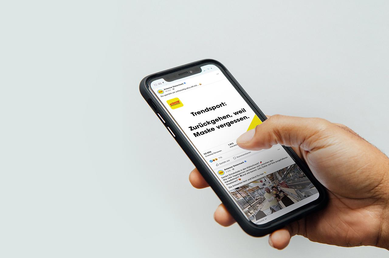 Antenne Steiermark & Kärnten Social Media